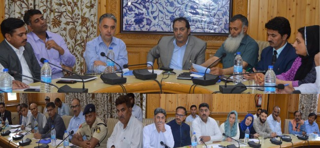 No order issued for closure of schools, don't pay heed to rumours: Div Com