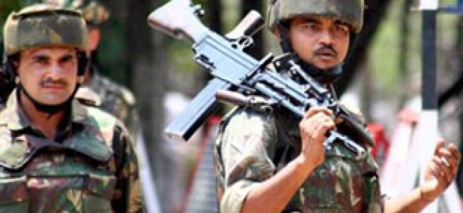 India, Pakistan armies trade fire along LoC in Uri