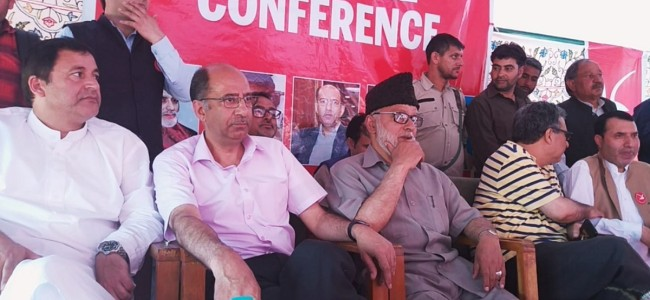 Will end the trend of injustice meted out to youth: NC