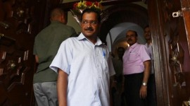 Arvind Kejriwal Goes Into Self Isolation After Wife Sunita Kejriwal Tests Covid Positive