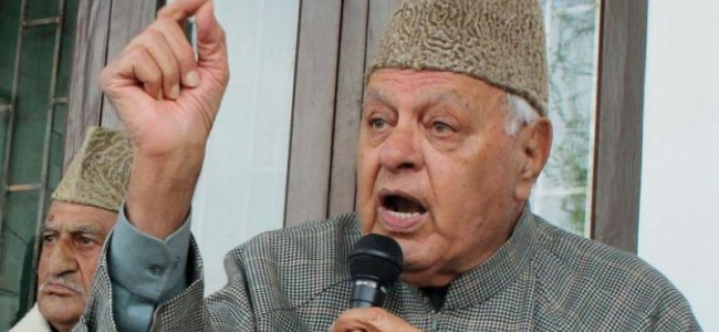 I have done nothing wrong, says former CM Farooq Abdullah after ED questioning