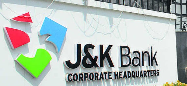 J&K Bank Commissions Business Unit, 2 ATM's in Kishtwar