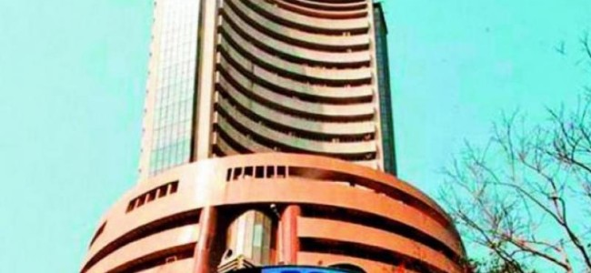 Sensex gains 84 points ahead of US Fed's rate decision