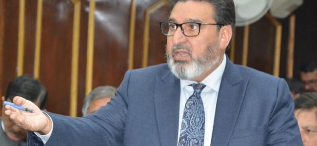 Govt. should remove misgivings about Hokarsar encounter: Altaf Bukhari