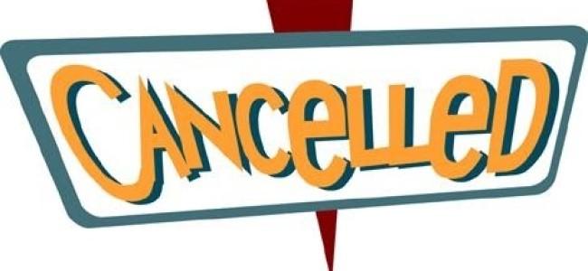 Cancellation of Power shutdown