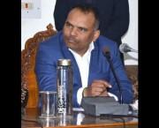 Div Com reviews status of subjudice sanctioned building permissions in Srinagar