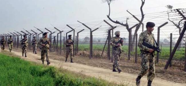 BSF shoots intruder dead at Punjab border