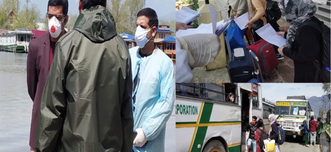 1413 out of 1847 persons discharged so far after successfully completing their quarantine