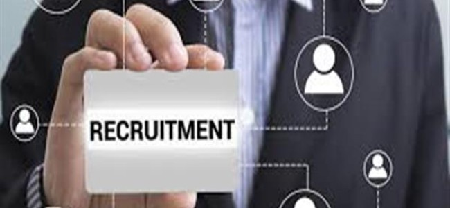Special Rules for fast Tracking Recruitment Process
