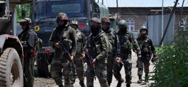 Anantnag gunfight: Second militant killed