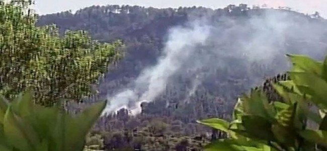 LoC flares up again, several houses and mosque damaged in north Kashmir