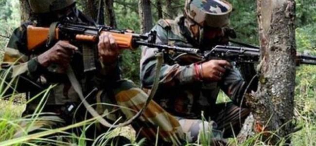 Two militants killed in Dachigam gunfight