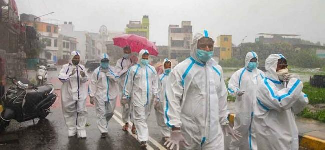Third Worst-hit In World, India's Coronavirus Tally Nears 7 Lakh