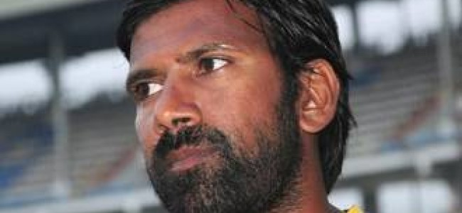 He told me he is going to score a hundred in an hour: L Balaji lavishes praise on former India batsman