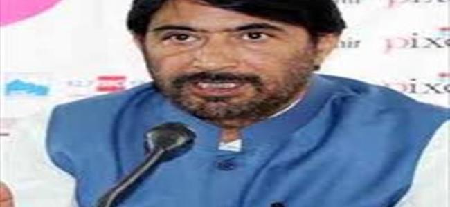 G.A. Mir felicitates people on Eid Ul Azha