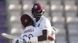 Jason Holder surpasses Brian Lara in captaincy record as West Indies keep chasing record intact