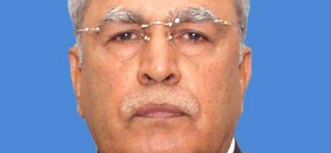 Advisor Khan greets people on Eid-ul-Azha