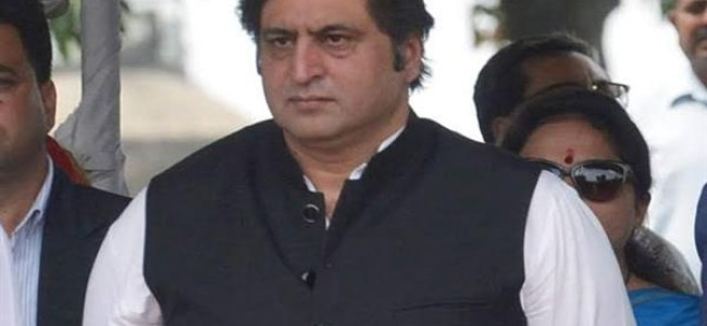 Sajad Lone released from house detention