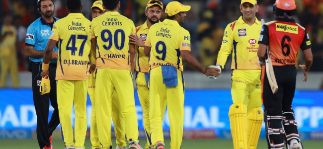 Chennai Super Kings: The IPL outliers