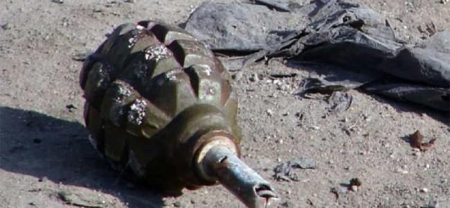 Five injured in grenade attack in north Kashmir