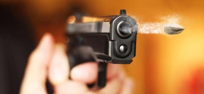 Unknown gunmen shot at Gold Smith in Srinagar, critically injured