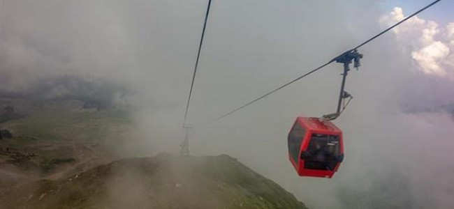 Govt resuming operation of Gulmarg Gondola Section-I on weekends from Sept 27