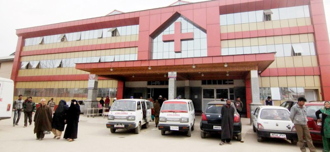 Seven members of family hospitalised in south Kashmir after drinking medicinal tea