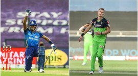 Pandya, Morris reprimanded for code of conduct breach