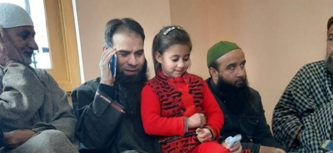 Prominent religious cleric Mushtaq Veeri released from detention