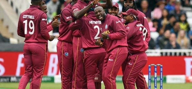 West Indies cricketers sanctioned for breaching NZ isolation rules