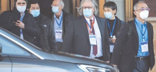 WHO begins virus probe with fieldwork in Wuhan