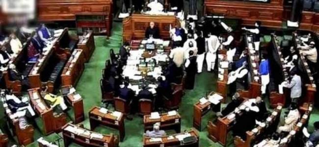 Rajya Sabha, Lok Sabha Merge To Become Sansad TV