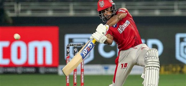 Wasn't too stressed about low scores, stuck to what worked in 2020: Mayank Agarwal