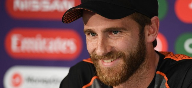 Williamson bags Hadlee medal for fourth time in six years