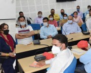 DG chairs passing out ceremony of Secretariat Assistant Trainees at IMPARD Jammu