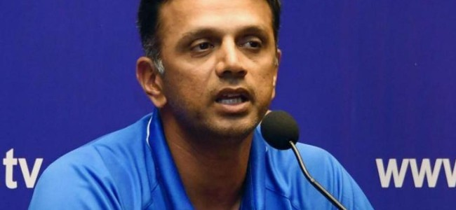 Data should drive good contest in cricket, says Rahul Dravid