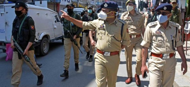 Lockdown imposed in J-K's 11 districts as Covid surges