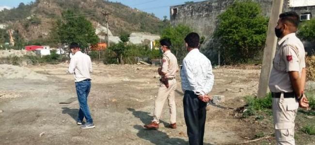JDA team warns defaulter of illegal construction