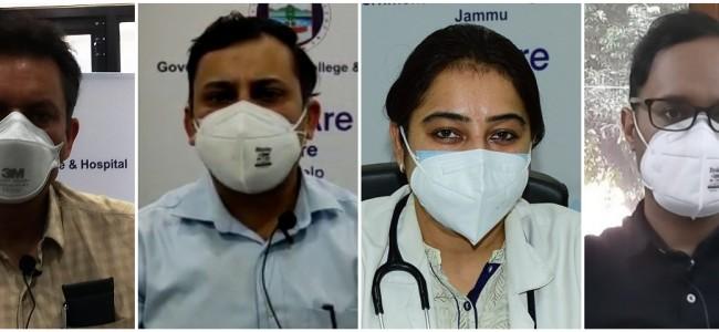 Jammu pediatricians suggest steps to safeguard children