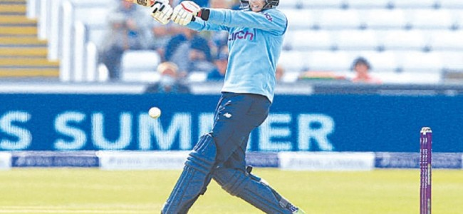 Root guides England home in first Sri Lanka ODI
