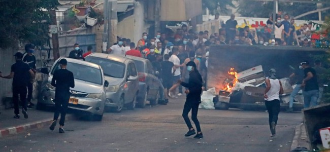 Protests as Israel begins demolition in Jerusalem's Silwan