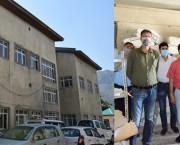 Secy ARI visits Govt Press Srinagar; takes stock of renovation work on Rs 2 cr office, store block