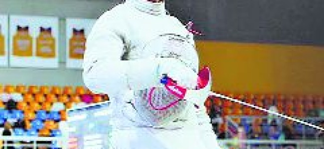 In historic Olympic debut, Indian fencer Bhavani Devi goes down fighting in 2nd round