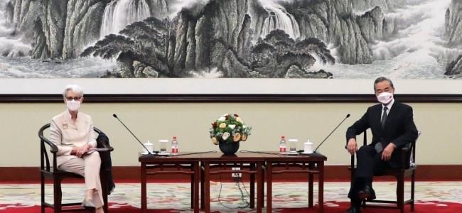 Beijing urges Washington to stop 'demonisation'