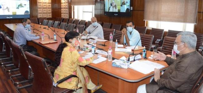 Create plenteous, gainful employment opportunities for women to make them self sufficient: Advisor Farooq Khan