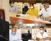 DDC Srinagar reviews progress under Jal Jeevan Mission