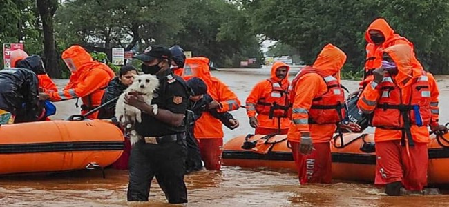 Maharashtra Rains: Death Toll Rises To 149, IMD Predicts Heavy Showers In Several States Today