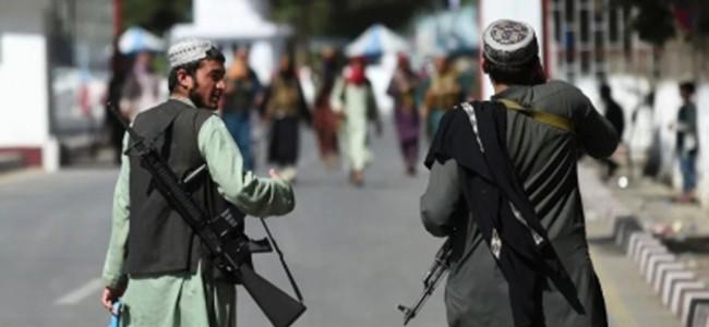 Heavily armed Taliban take control of Kabul airport