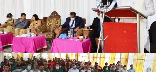 GoI committed to promoting J&K Tourism worldwide: Union Minister of Tourism Reddy
