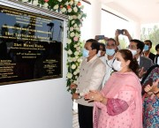 Union Minister of AYUSH, Ports, Shipping & Waterways inaugurates BUMS course in Ganderbal